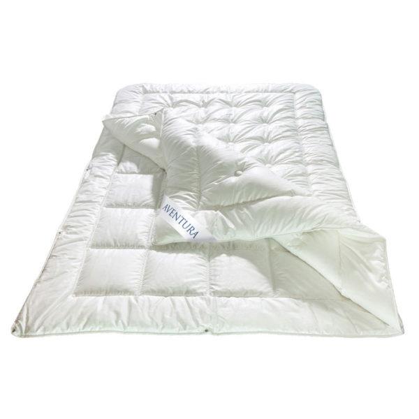 AVENTURA Comfort Funktionsfaser 4-Jahreszeiten-Bettdecke